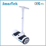 """Smartek do auto elétrico do """"trotinette"""" da mobilidade do skate do punho de uma forma de 8 polegadas E-""""trotinette"""" de equilíbrio com vara S-011"""