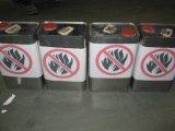 Antikorrosion, PET selbstklebendes Tiefbauantikorrosion-Rohr-Verpackungs-Band, Leitung-Band einwickelnd, Polyäthylen-Butylband-Primer