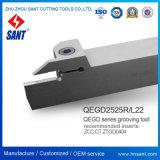 Qegd 고별 & CNC 선반 기계를 위한 공구 홀더를 흠을 파기