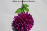 Sfera lunga di falsificazione del fiore del Hydrangea della seta artificiale del gambo per la decorazione