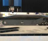 Une machine de découpage plus élevée de feuillard de la fibre 3000W de pouvoir de laser