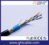 Cavo esterno del cavo SFTP Cat6e della rete Cable/LAN
