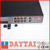 8 Daytai пассивной оптической сети Gpon порта Olt