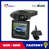 100W Pixels LCD 2.5 polegadas Car DVR 1080P Dash Cams Car Dvrs Gravador Câmera Sistema Black Box H198 Night Version Video Recorder Dashcam Câmera digital Câmera do carro