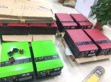 8kw DC48V zu WS 230V Pure Sine Wave Hybrid Inverter mit 60A/120A MPPT Solar Controller