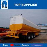 タイタンのステンレス製の半トレーラー48、パーム油の交通機関の原油のタンカーのトレーラーのための000リットル