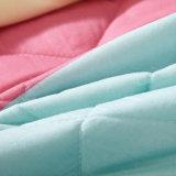卸し業者のMicrofiberの習慣によって印刷される夏のPolyfiberのキルトか慰める人または羽毛布団