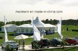 15X35m 유리벽 훈장을%s 가진 특별한 디자인 결혼식 천막
