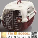 Het eenvoudige en Geschikte Plastiek van de Kooi van de Hond van de Luchtvaartlijn