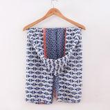 Senhora Moda roupa de algodão impressa lenço de seda (YKY1141)