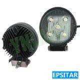 15W 4.5inch luz LED de trabajo al aire libre con Epistar LED