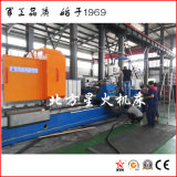 Tour CNC de haute qualité pour l'usinage du tuyau de l'industrie du textile (CG6163)