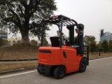 Prezzo più poco costoso un carrello elevatore elettrico da 2.5 tonnellate con il doppio albero