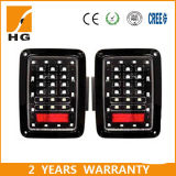 07-15 Jeep Wrangler JK를 위한 LED Brake Tail Lights
