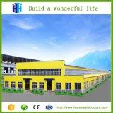 Edificio de dos pisos prefabricado del almacén de la fabricación de la casa de la estructura de acero