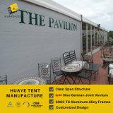 Huayeはカスタマイズした販売(hy269j)のためのレストランのテントを