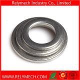 Rondelle ronde plate d'acier inoxydable, petite rondelle