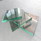 le verre feuilleté gâché par flotteur clair de 12.38mm fabrique