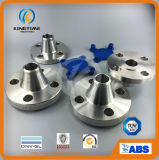 Aço inoxidável duplex flange WN Rtj F53 flange forjados a norma ASME B16,5 (KT0099)