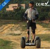 Ingebouwde GPS van de Autoped van twee Wiel Zelf In evenwicht brengende Elektrische off-Road Vouwende Elektrische Autoped
