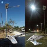 indicatore luminoso esterno del giardino della via del sensore di movimento della lampada solare 15With20With30With40With50With60With80With100W LED con il comitato solare