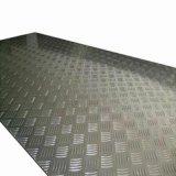 Piatto Chequered di alluminio dell'impronta della barra 2024 cinque o del diamante