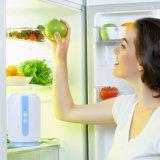 음식과 야채를 위한 건전지 냉장고 오존 발생기