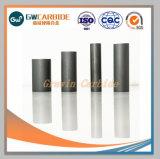 El carburo de tungsteno varilla redonda buena resistencia al desgaste