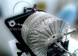 Баланс ротора машины с помощью приводного ремня