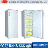 Porta deslizante Gelado compacto Congelador vertical profundo