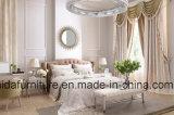 ヨーロッパの寝室の家具かファブリックベッド