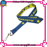 Blue Lanyard for Card Holder