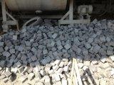 Черный гранит базальта G654 Cubes выстилка