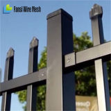 熱い販売の黒2.1X2.4mの鋼鉄塀