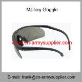 Lunettes de soleil UV militaires bon marché en gros de lunettes d'armée de police de la Chine TPU
