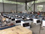 Machine manuelle de bordure foncée de travail du bois