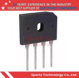 Kbu606 Kbu608 Kbu610 retificador de ponte do silicone de 6 ampères
