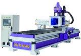 Linea di produzione di falegnameria del Governo della mobilia del comitato router di legno di CNC di Atc