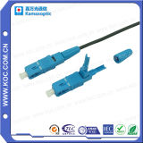 Veloce installare il connettore di fibra ottica