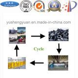 Strumentazione di gomma residua di distillazione per nero di carbonio ed olio combustibile