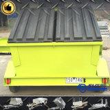 Reboque do escaninho da faixa clara do caminhão da agricultura da fábrica