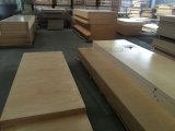 製造の価格白いHPLの合板の海洋の合板の生産者HPLは合板を耐火性にする