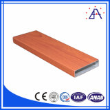 Perfil de extrusión de aluminio de calidad garantizada el tubo de proveedor chino de 10