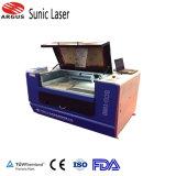 아크릴, 합판, 고무, MDF를 위한 100*60cm 이산화탄소 Laser 조각 절단기