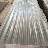 Couleur RAL fer galvanisé Feuille de toiture en métal