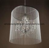 Kristall bördelt Leuchter-Lampe (WHG-9092)