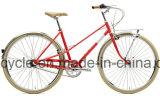 Mens Bike города скорости цепи 700c взаимо- велосипед города Голландии 3 ретро он-лайн