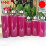 300ml/350ml/500ml de Fles van de Opslag van de Enzymen van de Fles van het glas