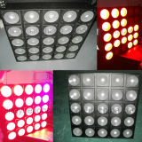 DMX 25X10W RGBのビーム洗浄段階の照明マトリックスLED