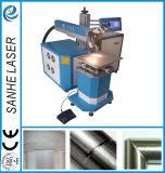 自動CNCの金属レーザー溶接工によって進められる型のレーザ溶接機械
